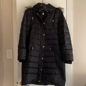 Michael Kors Hooded Coat OX